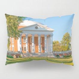 Charlottesville Virginia Campus Lawn Print Pillow Sham