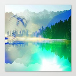 Forest Symphony Canvas Print