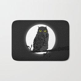 Night Owl V. 2 Bath Mat