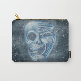 Tragicomedy Carry-All Pouch