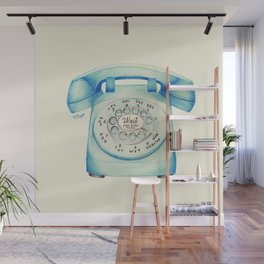 Let it Ring Wall Mural