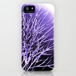 THE UltraViolet MOON iPhone Case
