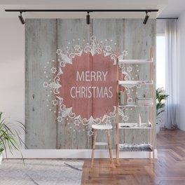 Merry Christmas #2 Wall Mural