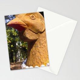 Chicken Fashionista Stationery Cards