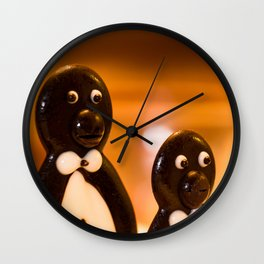 Creo que somos el postre Wall Clock