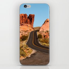 Valley of Fire State Park iPhone Skin