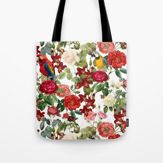 Botanical Garden II Tote Bag