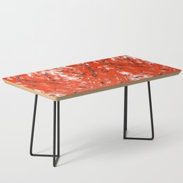 An Orange Nation Coffee Table