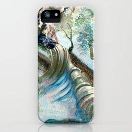 Ornate Daydream. iPhone Case