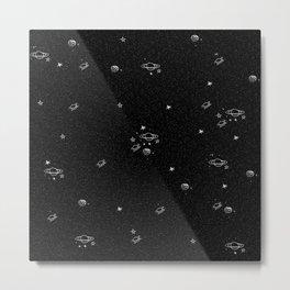 Universe Metal Print