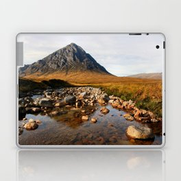 Buchaille Etive Mor Mountan Glencoe Scotland Laptop & iPad Skin