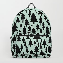 Mint x Pine Forest Backpack