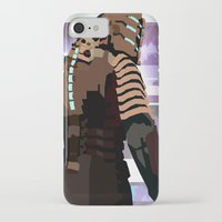 engineer iPhone & iPod Cases featuring The Engineer by sens