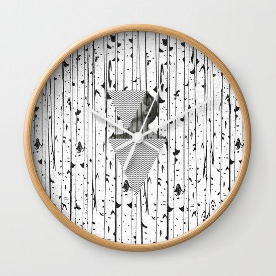 T.B.A.T.G. ii Wall Clock