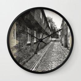 St Margaret's Lane, King's Lynn Wall Clock