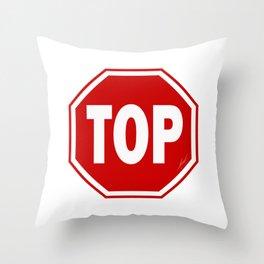TOP Throw Pillow
