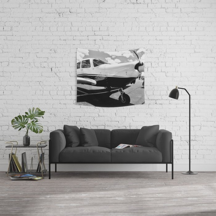 Classic Aviation Wall Tapestry