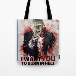 I want you! Tote Bag