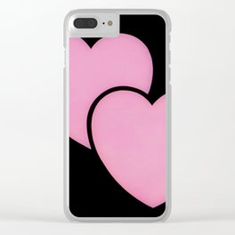 Counterfeit Love Clear iPhone Case