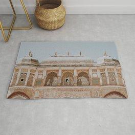 Amber Palace III / Jaipur, India Rug