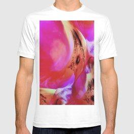 Abstract Of The Rosa Rugosa T-shirt