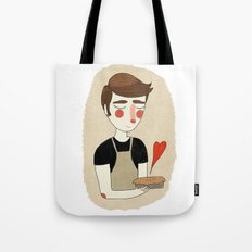 The Piemaker Tote Bag