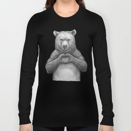 Bear with love Long Sleeve T-shirt