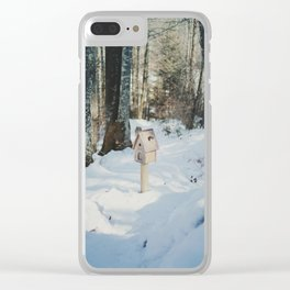 Attersee (6) Clear iPhone Case