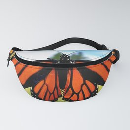 Butterfly King Fanny Pack