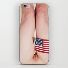 Conquer iPhone & iPod Skin