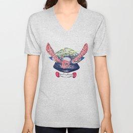 Swifty Turtle Unisex V-Neck