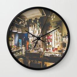 Knick Knacks Wall Clock