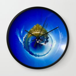 Tahoe Sphere Wall Clock