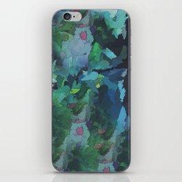 Tree Vomit iPhone Skin