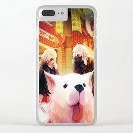 FGO: The Shinjuku Alters Clear iPhone Case