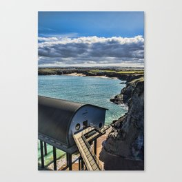 Padstow Lifeboat Station 2 Canvas Print