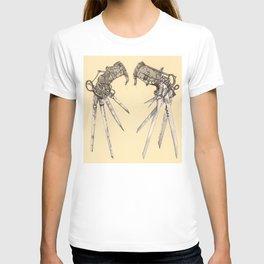 Scissorhands(Antique) T-shirt