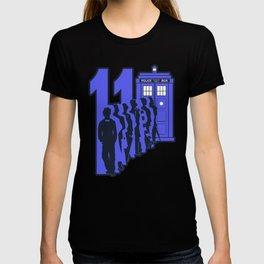 11 Steps forward T-shirt