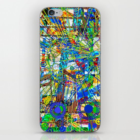 Joy (Goldberg Variations #14) iPhone & iPod Skin