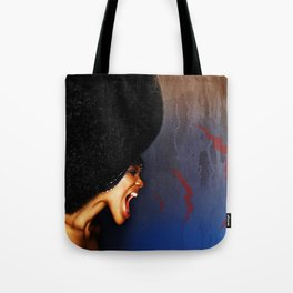 Be Heard! Tote Bag