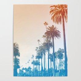 Summer in LA Poster
