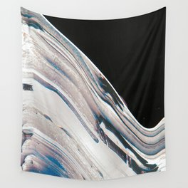 Space Time Blur Wall Tapestry