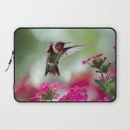 Ruby Garden Jewel Laptop Sleeve
