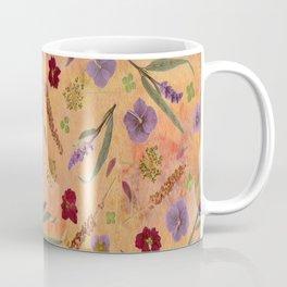 Coral Garden Meadow Coffee Mug