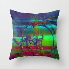 The Emerging Truth Throw Pillow