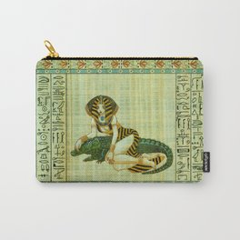 Cleopatra 4 Carry-All Pouch