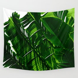 Green Me Up Wall Tapestry
