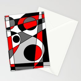 Abstract #73 Stationery Cards