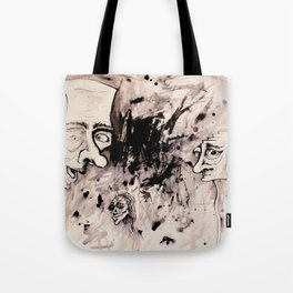 Chaos Shows Details Tote Bag