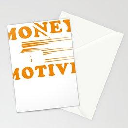 Money Monets Gift Charcoal Taler Dough Penunze Stationery Cards